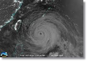 Typhoon Okinawa