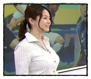 杉浦友紀Gカップがリオ五輪後フリーに?有働由美子の後継はご免だよ