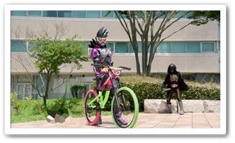 仮面ライダーエグゼイド自転車の発売日と価格は?大人も乗れる?